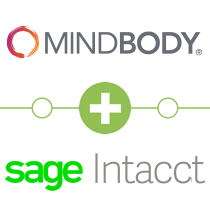 MINDBODY to Intacct