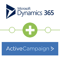 Dynamics 365 to ActiveCampaign