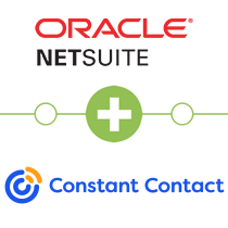 NetSuite to Constant Contact