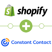 Shopify to Constant Contact