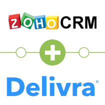 Zoho CRM to Delivra