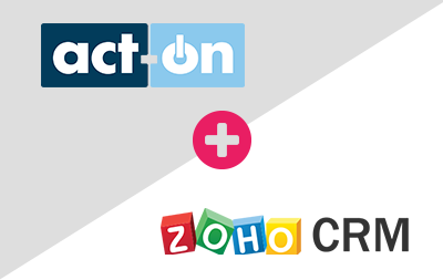 Act-On for Zoho CRM
